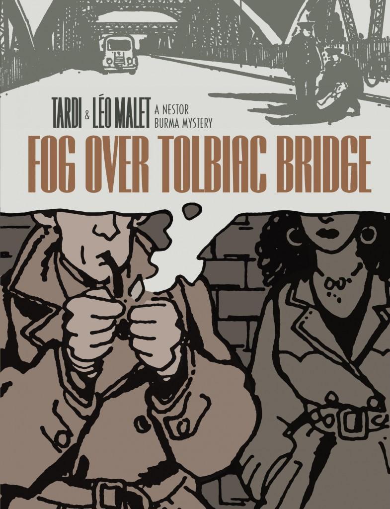 Nestor Burma: Fog Over Tolbiac Bridge