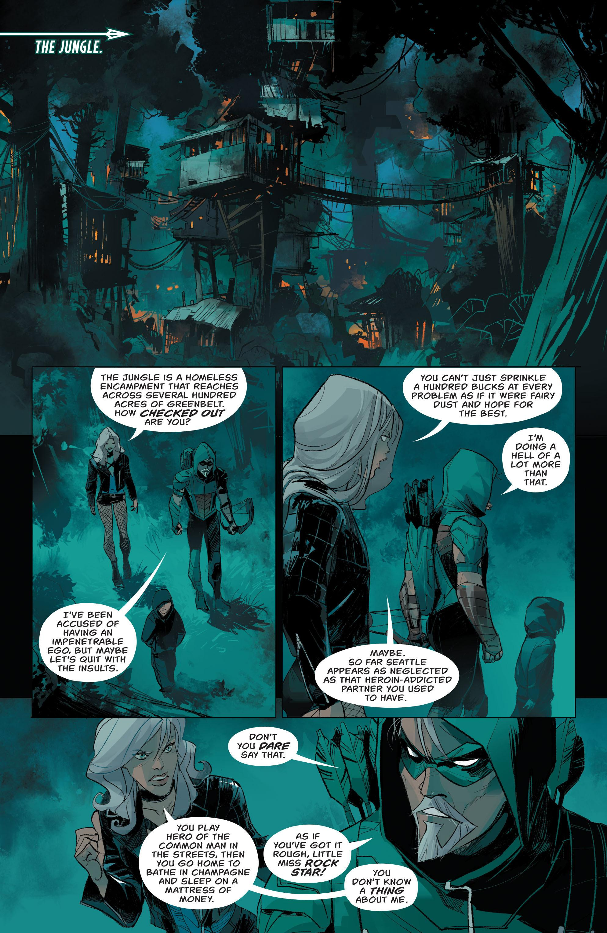 Green Arrow The Death and Life of Oliver Queen review