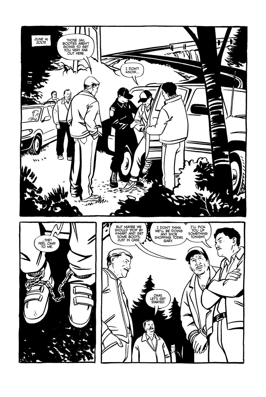 Green River Killer graphic novel review