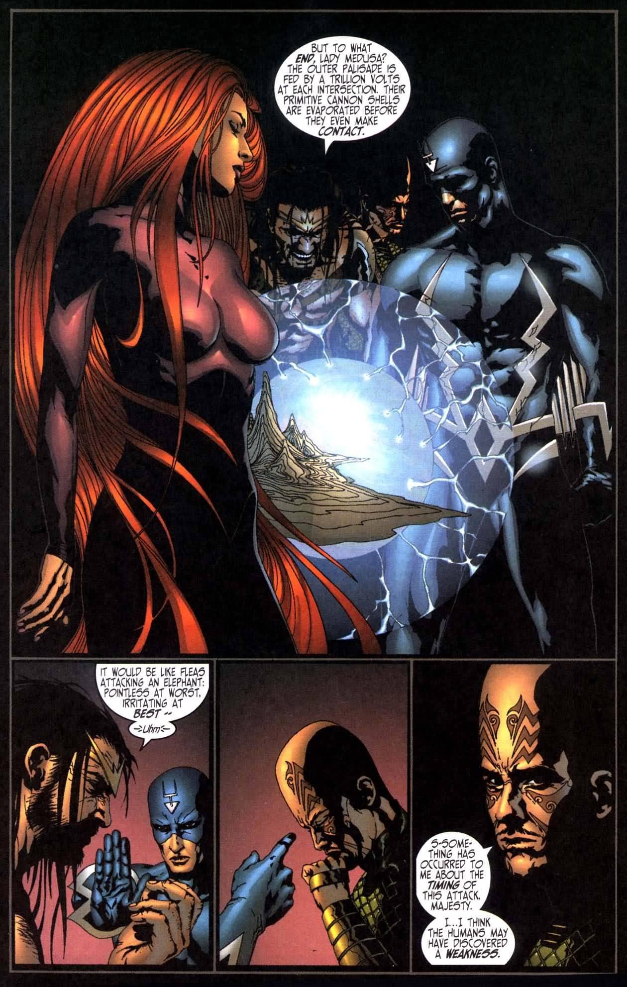 Inhumans V2 graphic novel review