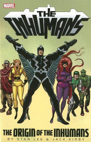 The Inhumans: The Origin of the Inhumans