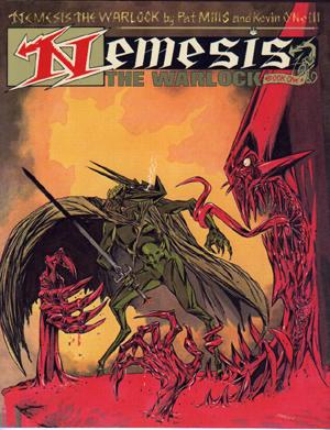 Nemesis the Warlock Book One