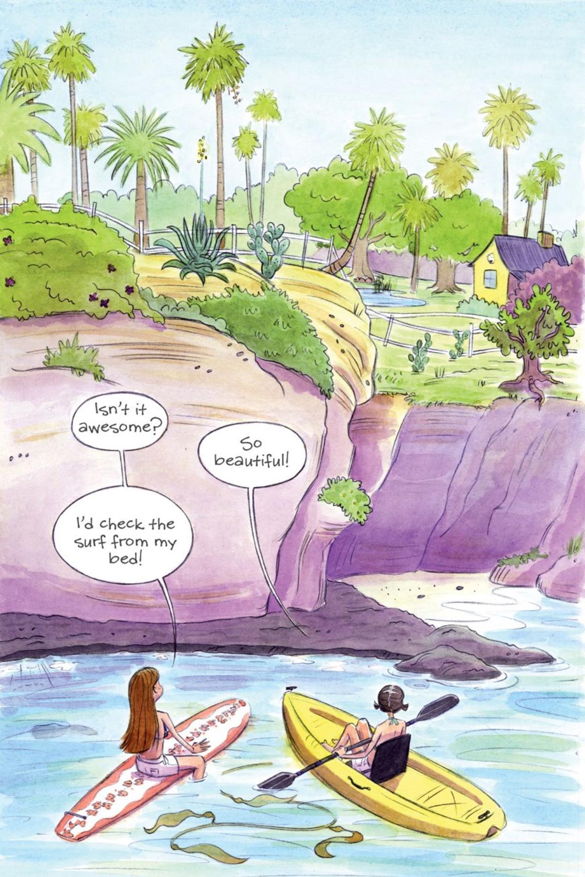 Surfside Girls The Secret of Danger Point review