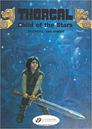 Thorgal: Child of the Stars