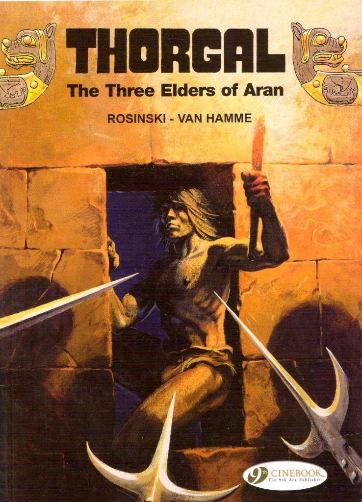 Thorgal: The Three Elders of Aran