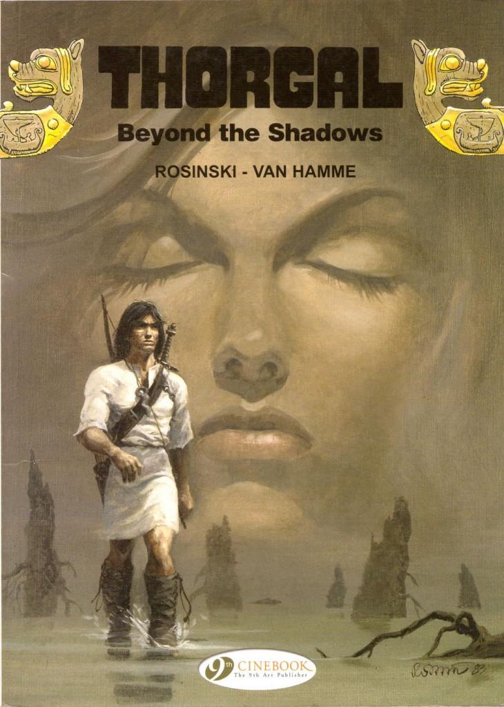 Thorgal: Beyond the Shadows