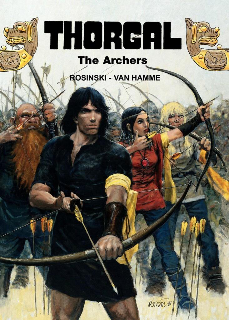 Thorgal: The Archers