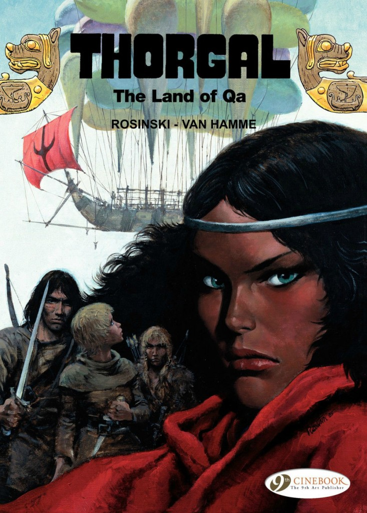 Thorgal: The Land of Qa