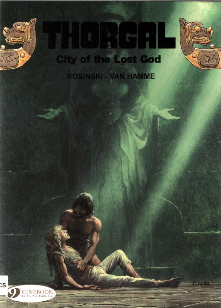 Thorgal: The City of the Lost God
