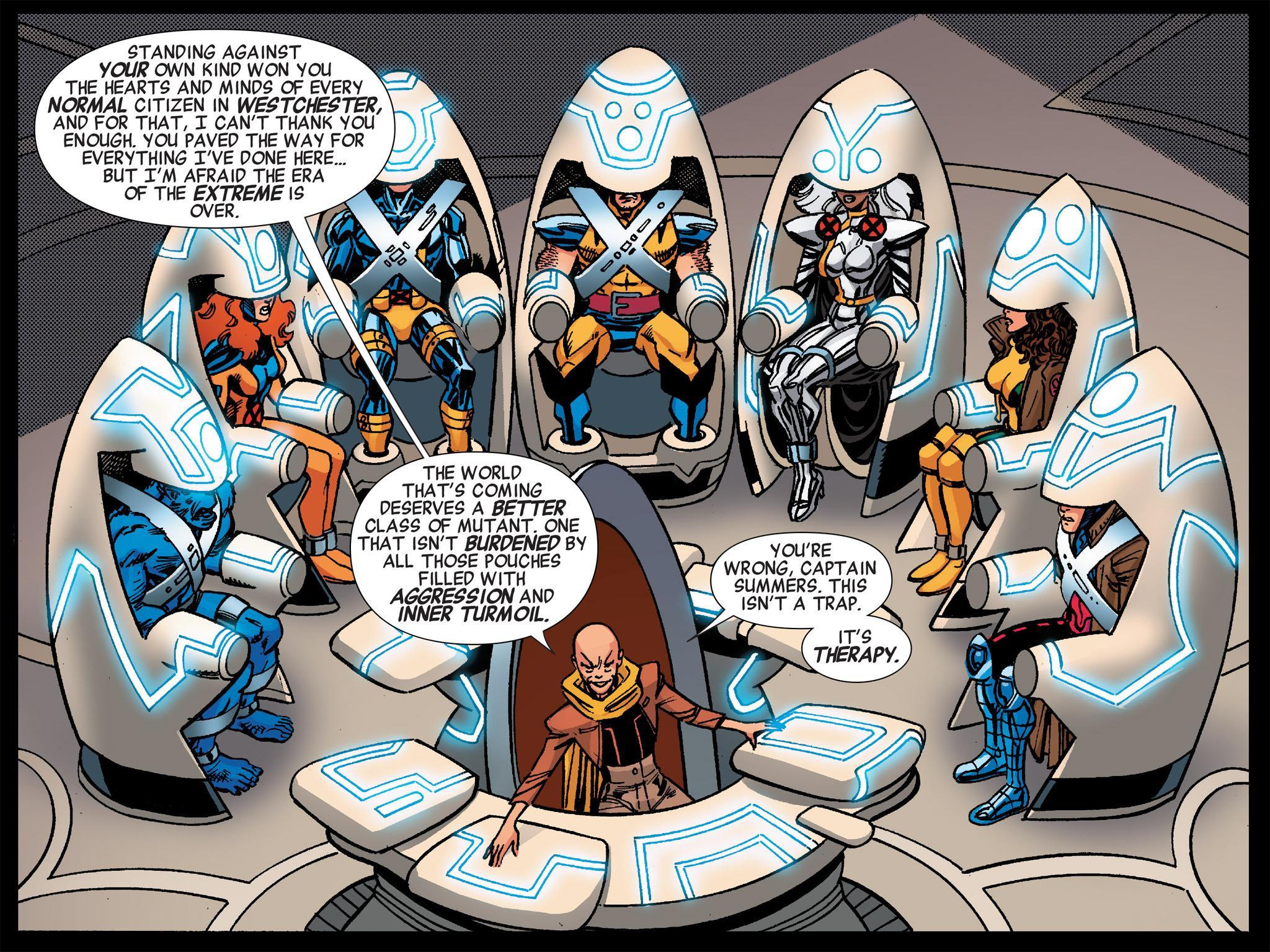 X-Men '92 Warzones review