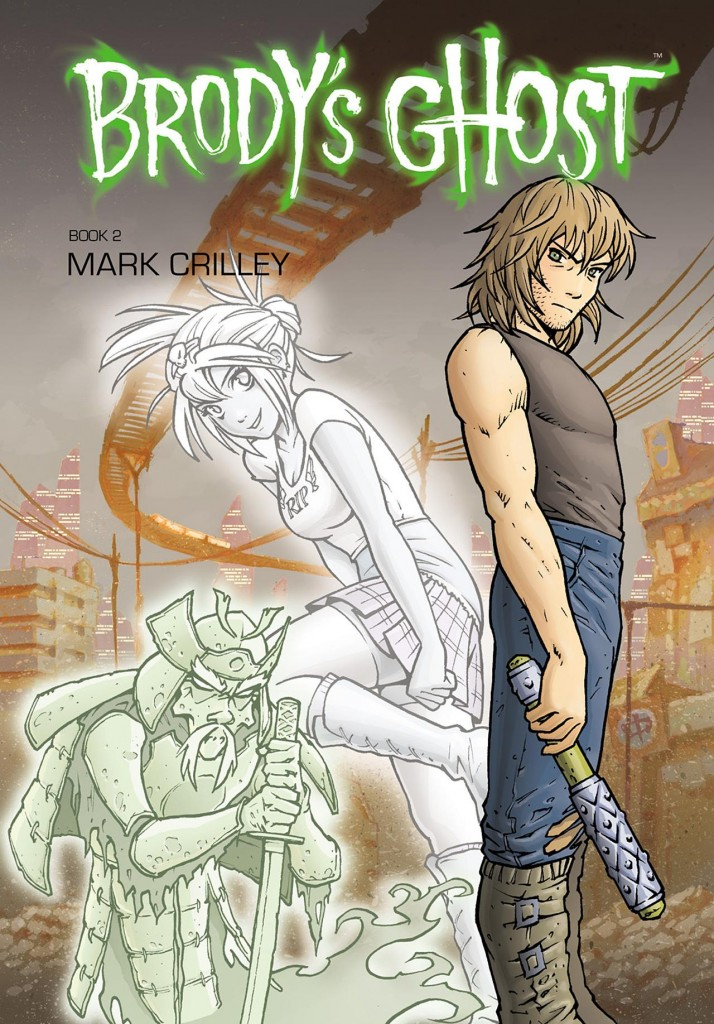 Brody's Ghost Book 2