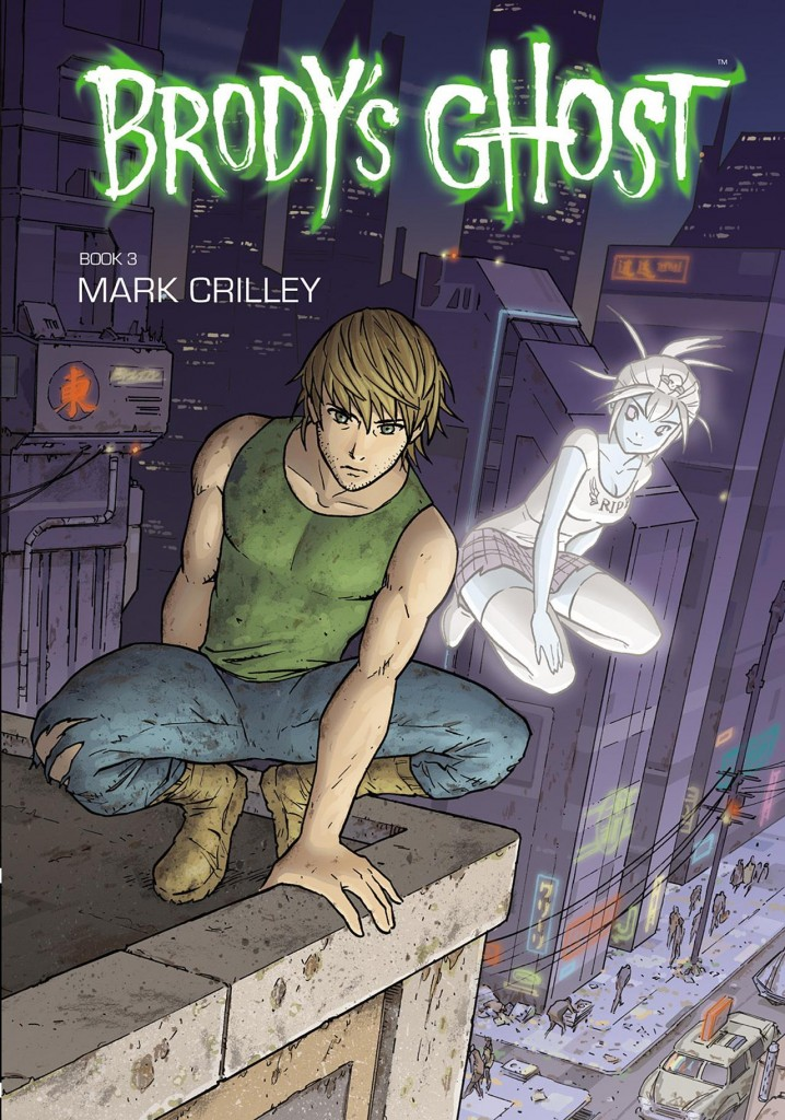 Brody's Ghost Book 3