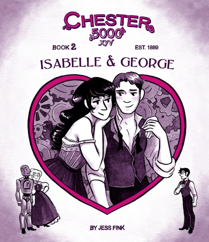 Chester 5000 XYV Book 2: Isabelle and George