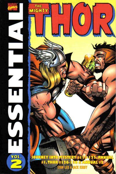 Essential Thor Volume 2