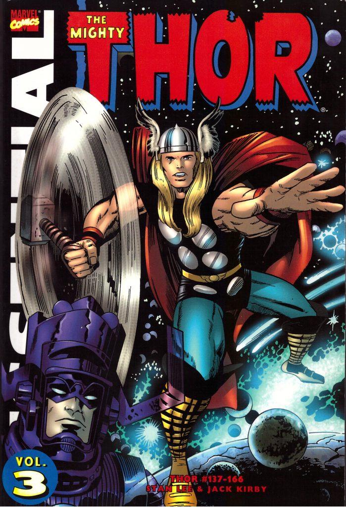Essential Thor Volume 3