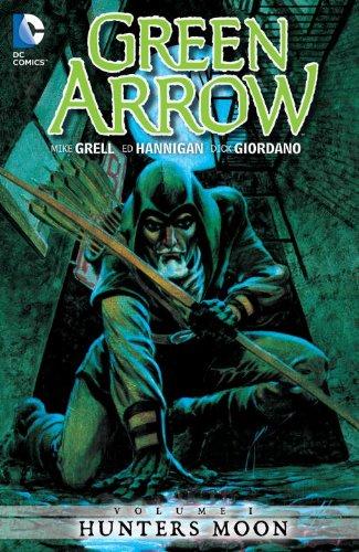 Green Arrow: Hunter's Moon
