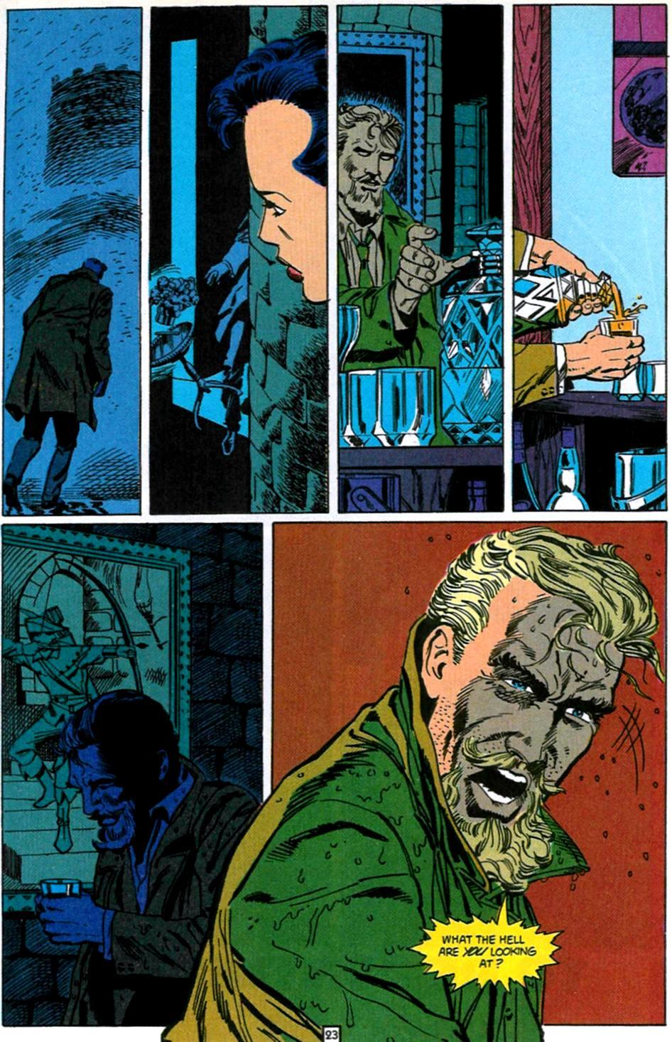 Green Arrow The Trial of Oliver Queen review