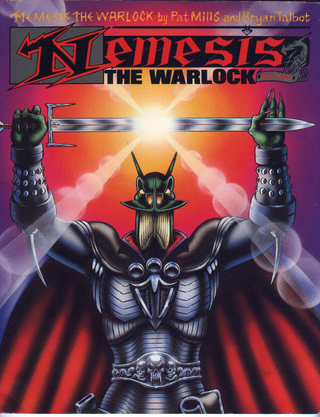 Nemesis the Warlock, Book Three