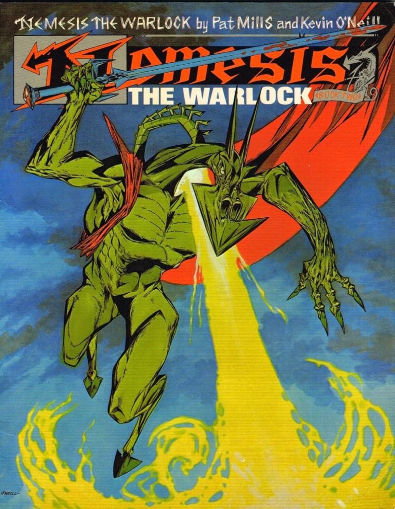 Nemesis the Warlock, Book Two