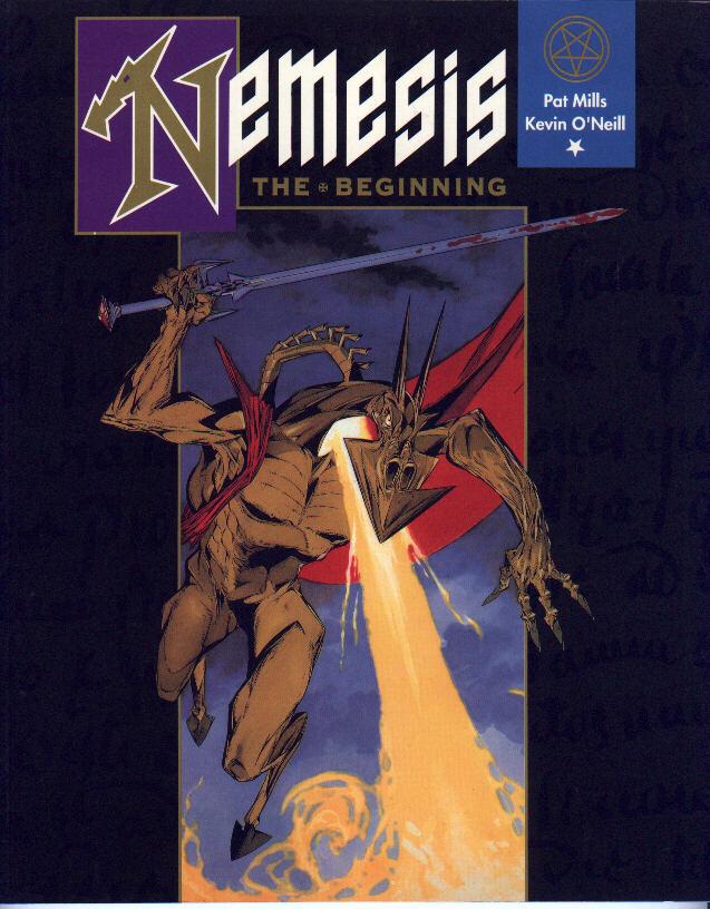 Nemesis: The Beginning