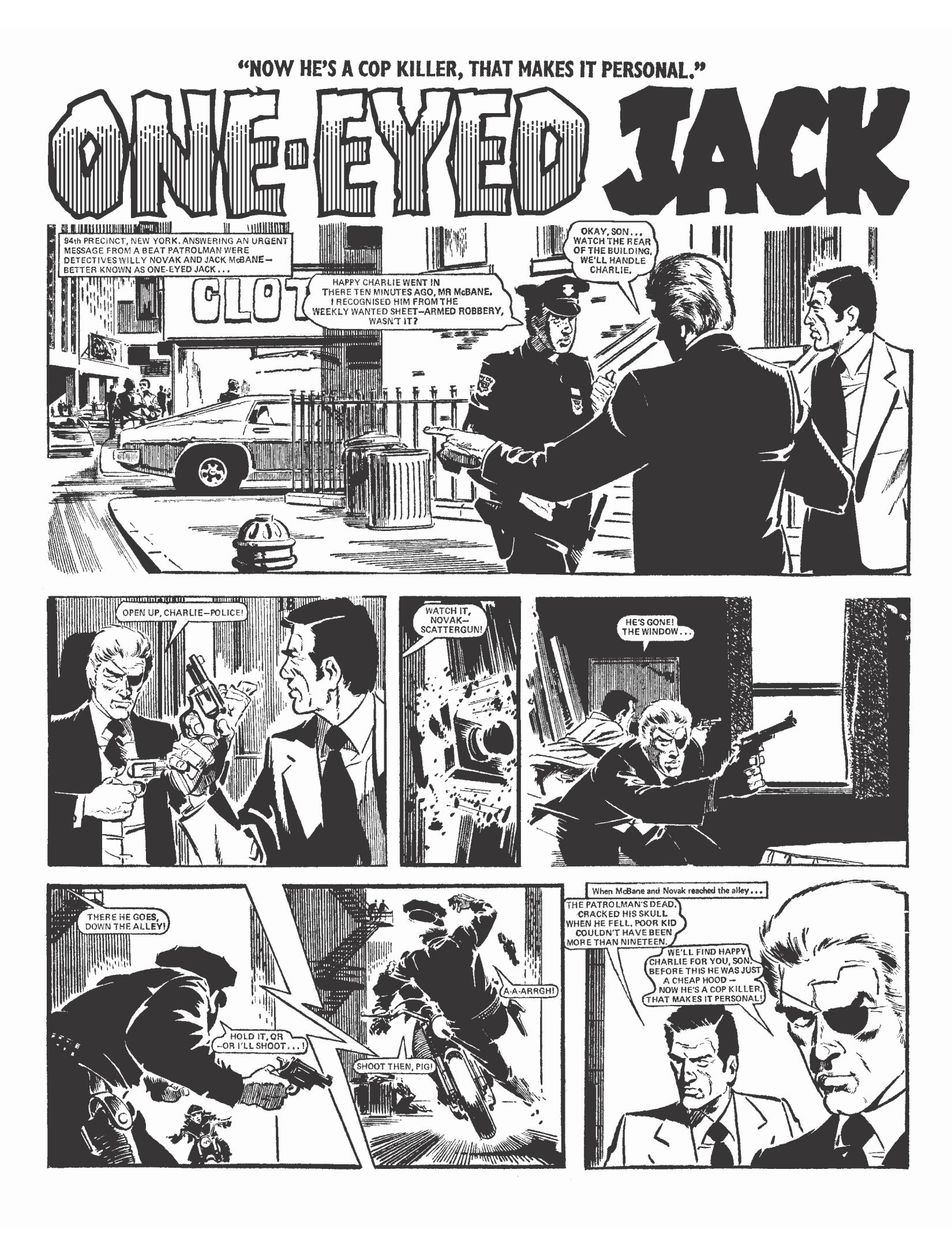 One-Eyed Jack graphic novel review