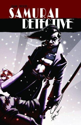Sam Noir, Samurai Detective