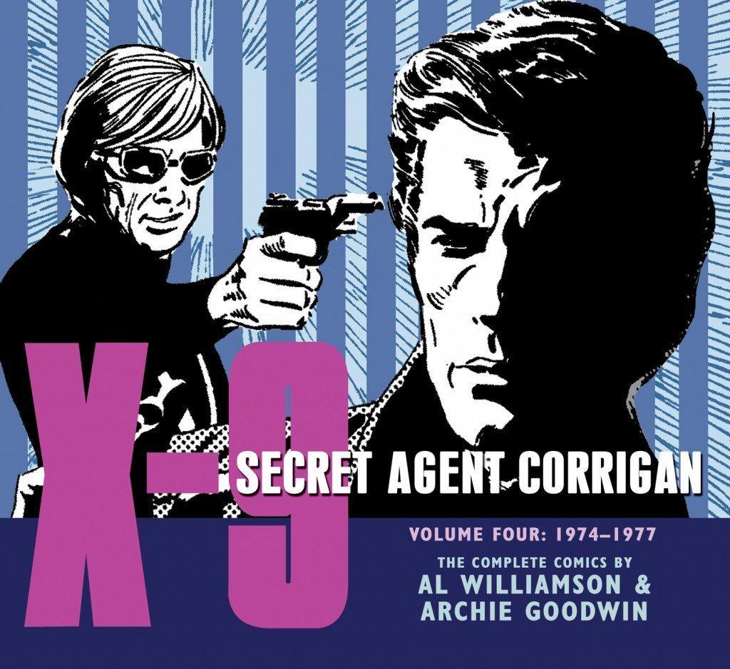 Secret Agent Corrigan Volume Four: 1974-1977