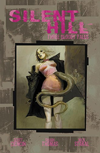Silent Hill: Three Bloody Tales