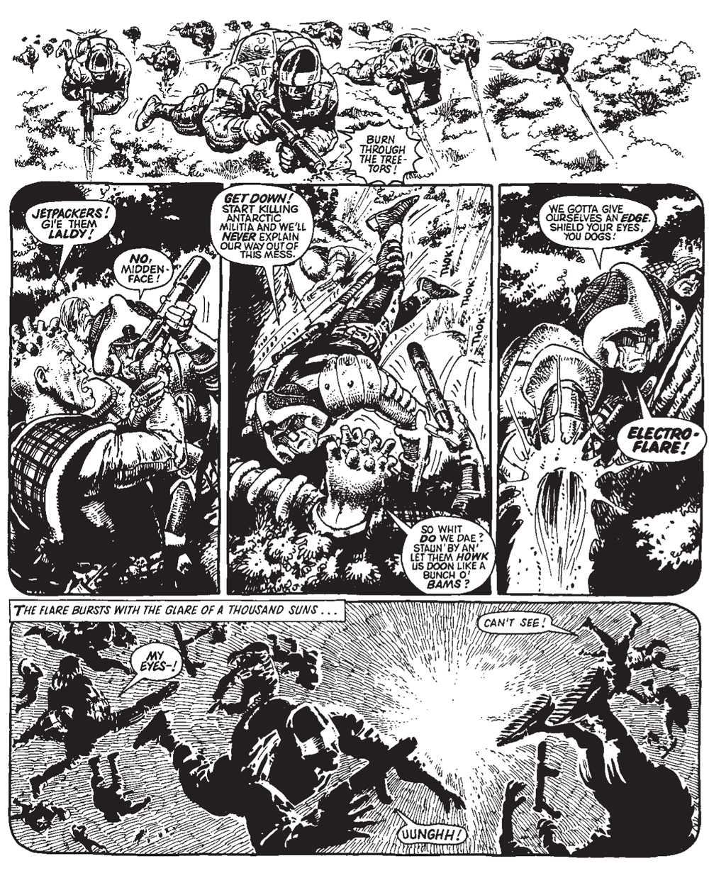 Strontium Dog Outlaw Review