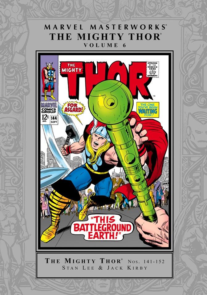 Marvel Masterworks: The Mighty Thor Volume 6