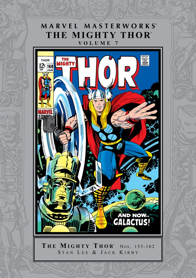 Marvel Masterworks: The Mighty Thor Volume 7