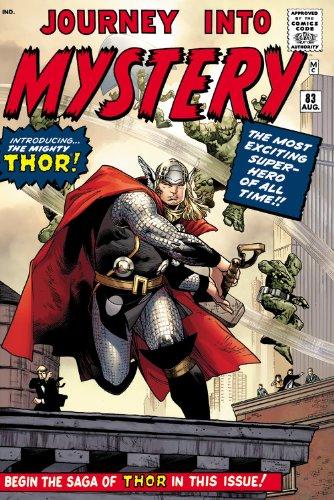 The Mighty Thor Omnibus Volume 1