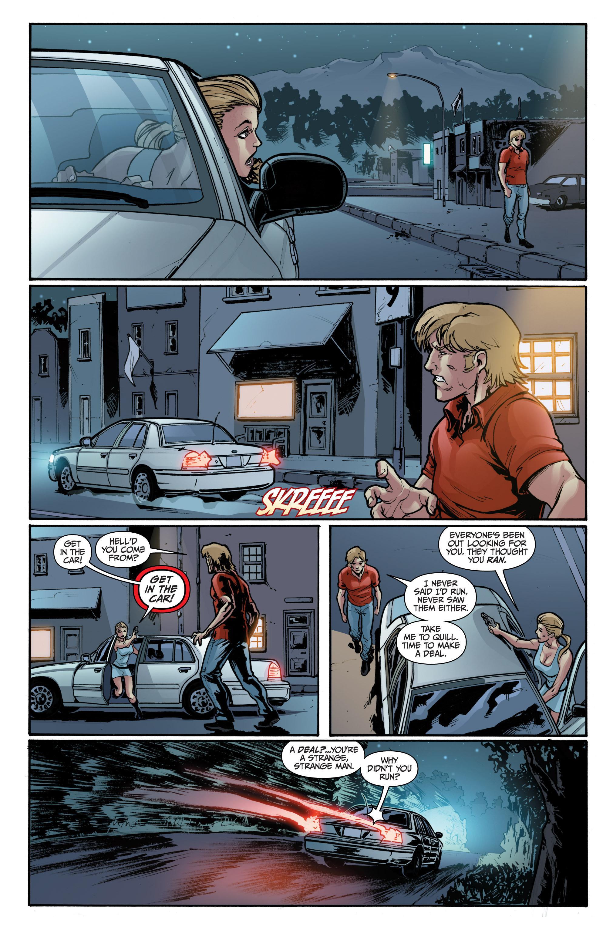 3 Guns graphic novel review