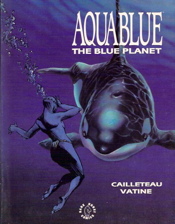 Aquablue: The Blue Planet