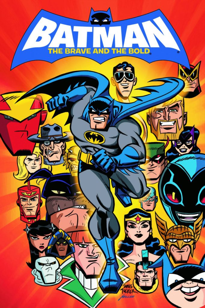 Batman The Brave and the Bold Volume 1