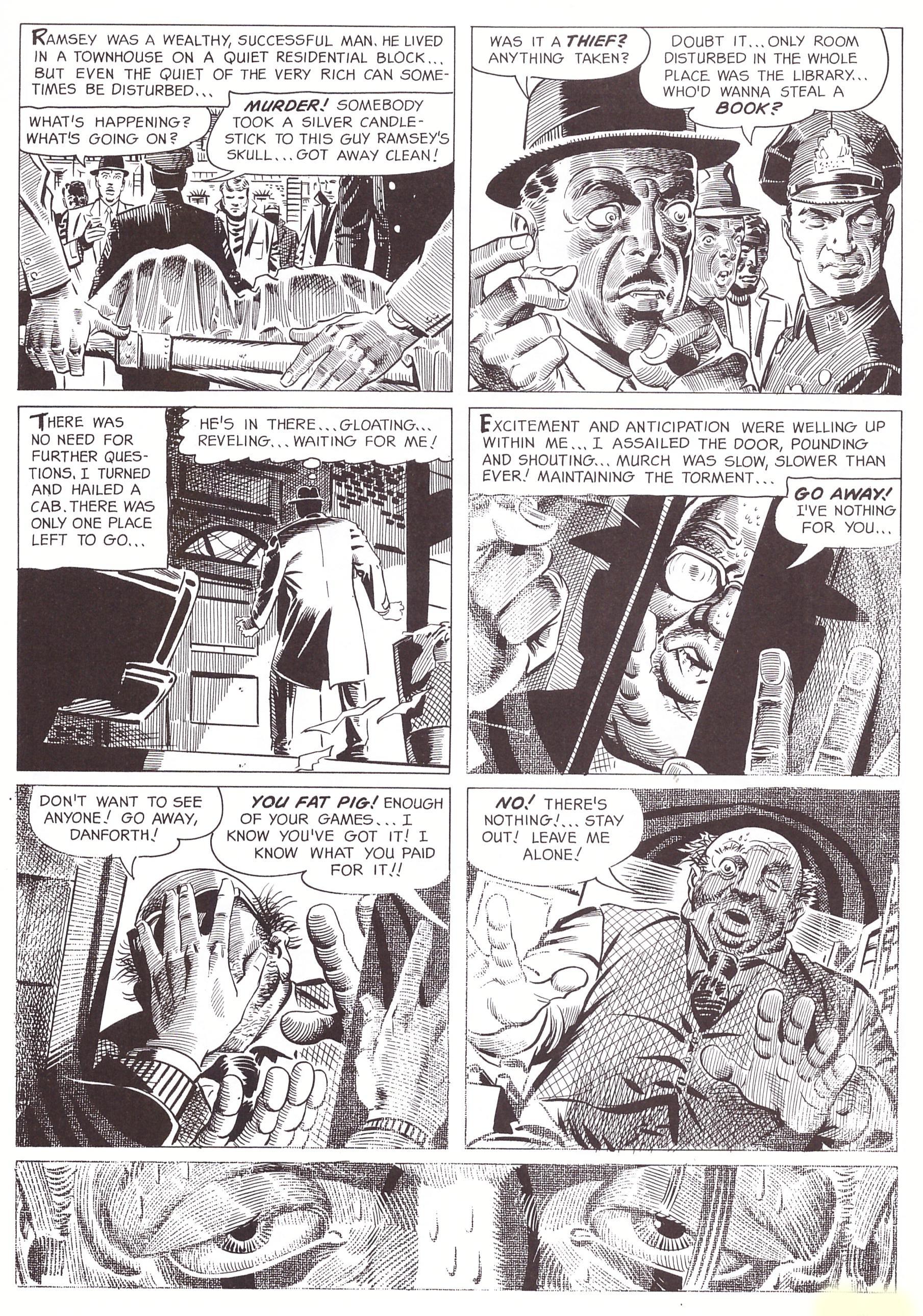 Creepy Presents Steve Ditko review