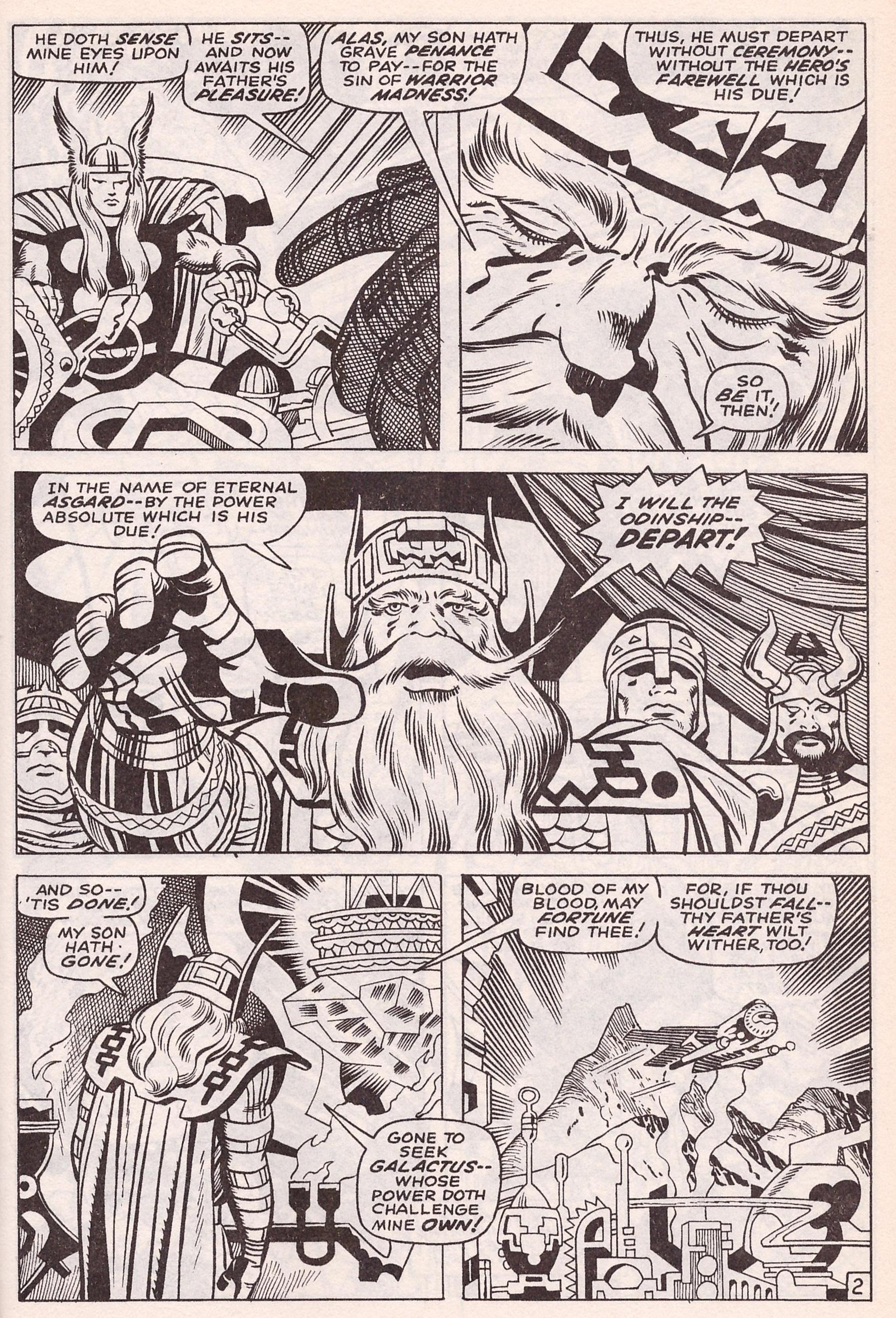 Essential Thor Vol 4 review