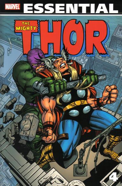 Essential Thor Volume 4