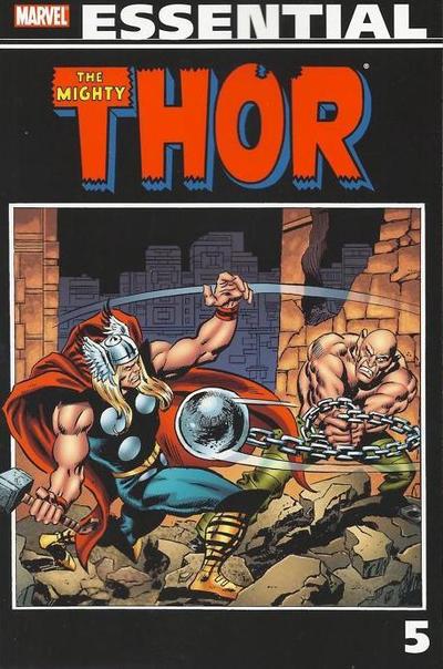 Essential Thor Volume 5