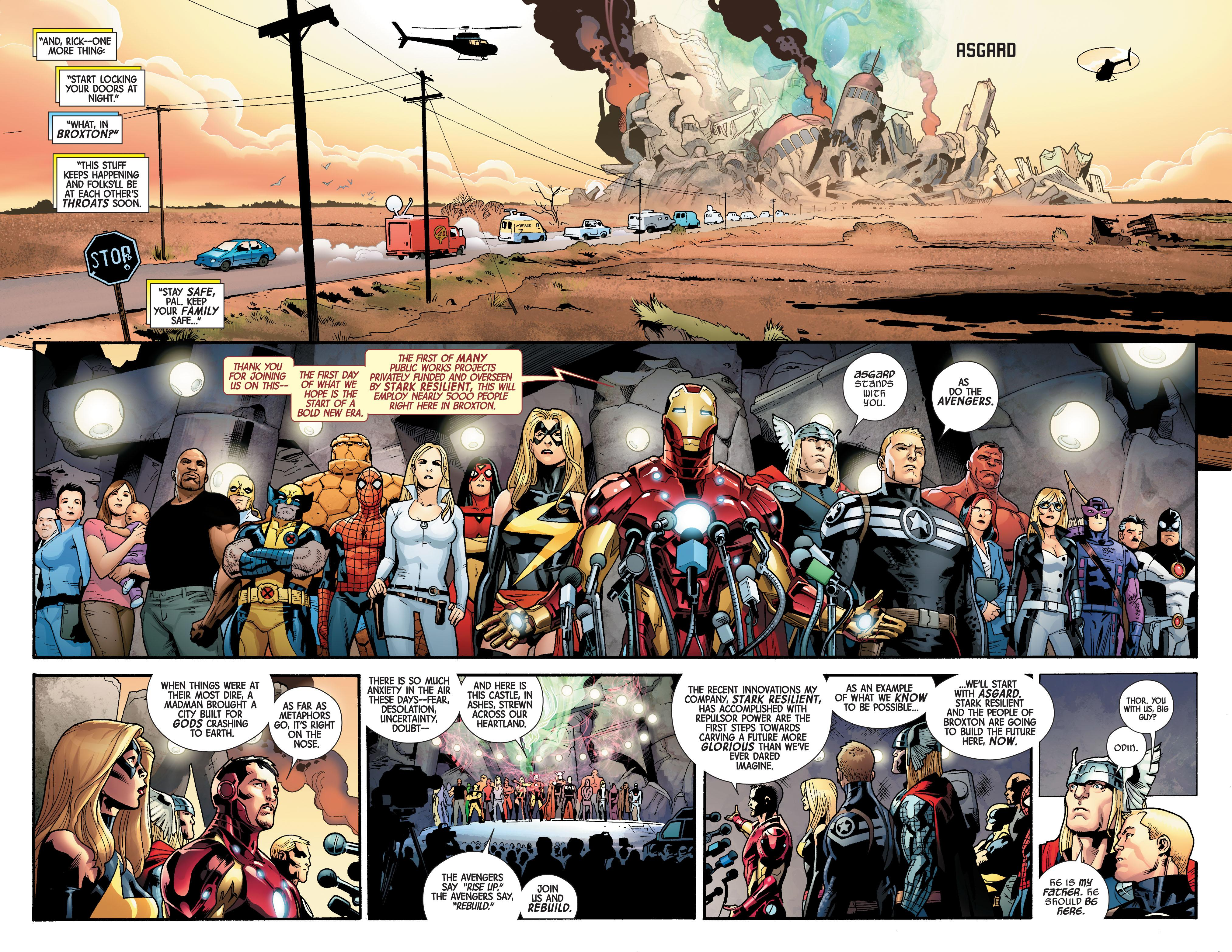 Fear itself graphic novel review