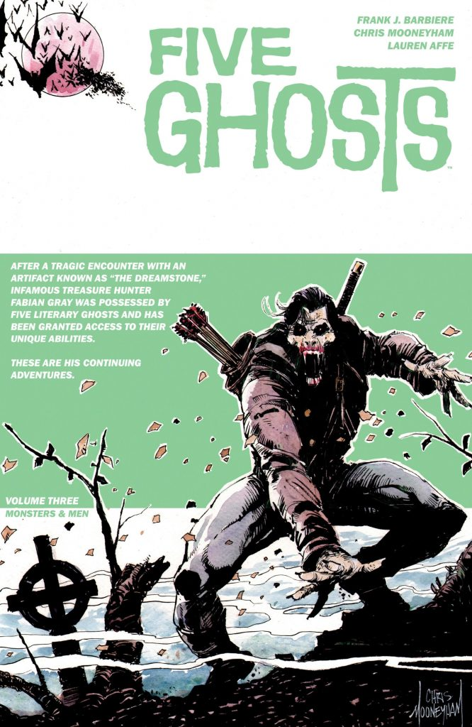 Five Ghosts: Monsters and Men