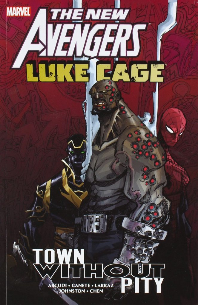 New Avengers: Luke Cage – Town Without Pity