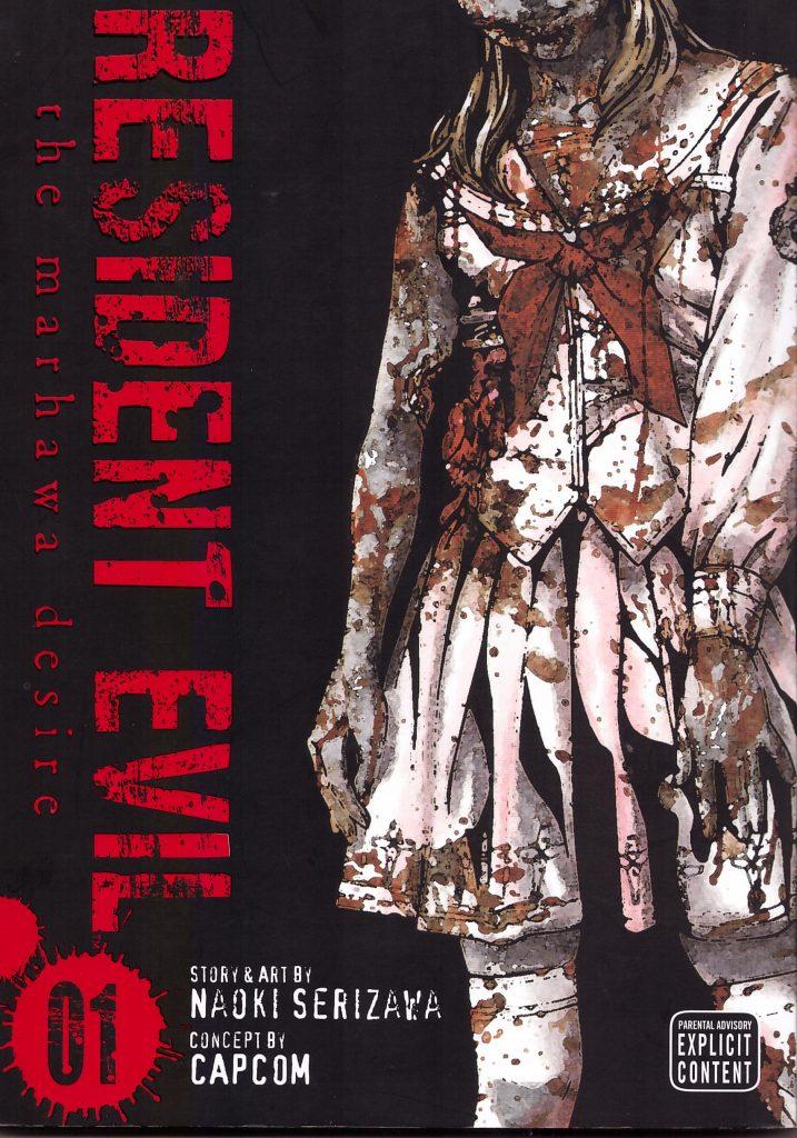 Resident Evil: The Marhawa Desire 01