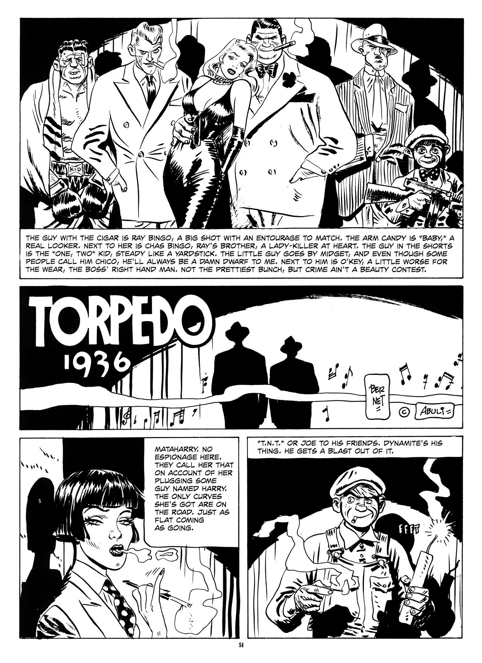 The Complete Torpedo vol 3 review