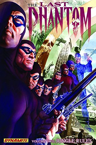 The Last Phantom: Jungle Rules
