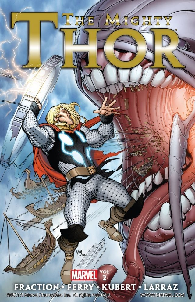 The Mighty Thor Vol. 2
