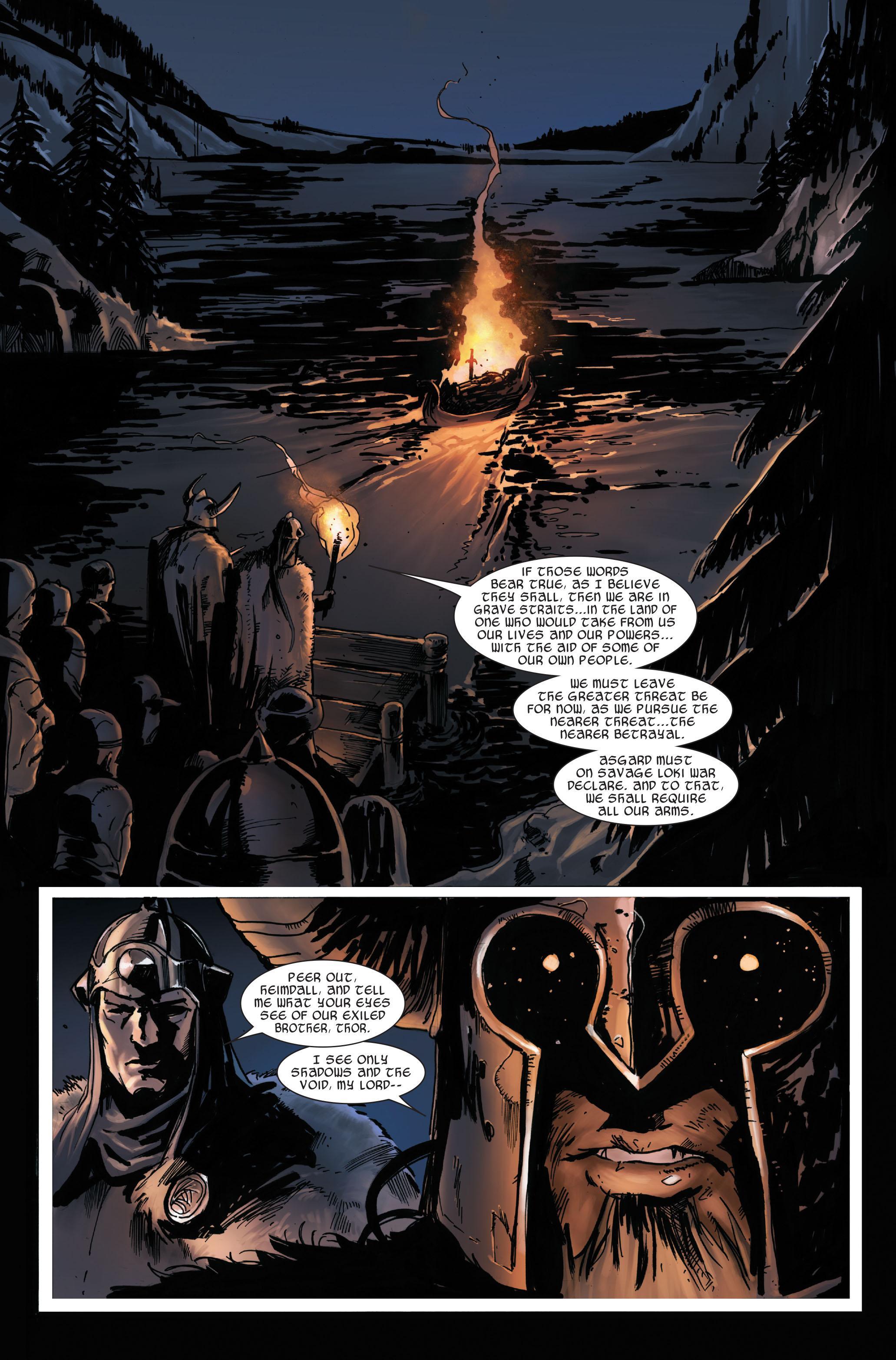 Thor By J. Michael Straczynski Vol. 03 review