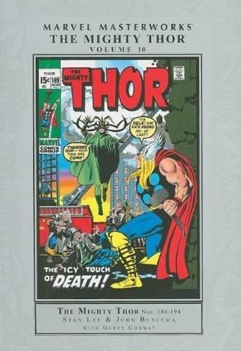Marvel Masterworks: The Mighty Thor Volume 10
