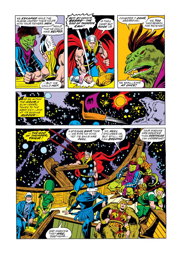 Marvel Masterworks Thor vol 12 review