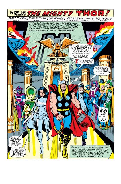 Marvel Masterworks Thor vol 13 review